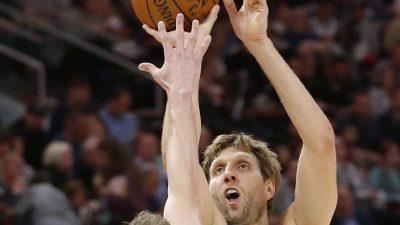 NBA: Nächste Niederlage für Nowitzki und Dallas