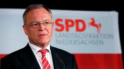 SPD-Ministerpräsident Weil warnt vor Instabilität in Deutschland