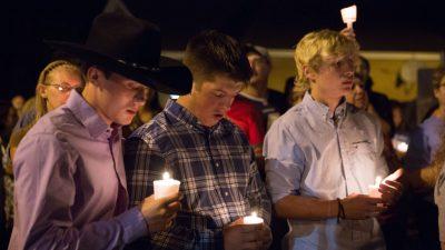 Massaker in Texas: Fotos des mutmaßlichen Schützen Devin Patrick Kelley auf Facebook veröffentlicht