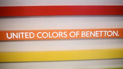 Luciano Benetton kehrt mit 82 Jahren zurück: Die Läden sind dunkel und schäbig geworden
