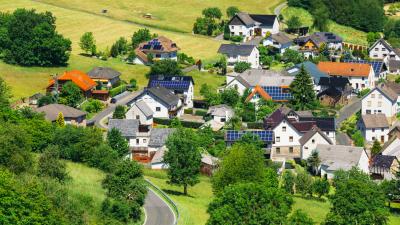 Ökostrom in Deutschland – Der Ausbau müsste beschleunigt werden, um 2020 die EU-Richtlinien zu erfüllen