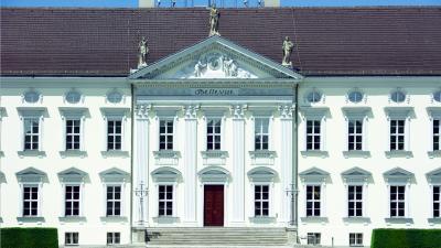 Regierungsgespräche im Schloss Bellevue: Große Koalition, Minderheitsregierung oder Neuwahlen