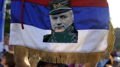 """""""Parteiisch und Antiserbisch"""": Moskau kritisiert Urteil gegen ehemaligen Militärchef Ratko Mladic"""