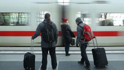 Bahn: ICE-Waggons in Basel aus Gleis gesprungen – keine Verletzten