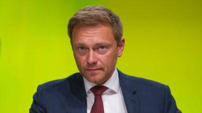 """Lindner: """"Völkisch-autoritäres"""" AfD-Gedankengut mit Weltbild der FDP nicht vereinbar"""