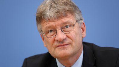 Prof. Meuthen: Union und SPD stimmten in EU Familienzusammenführung zu