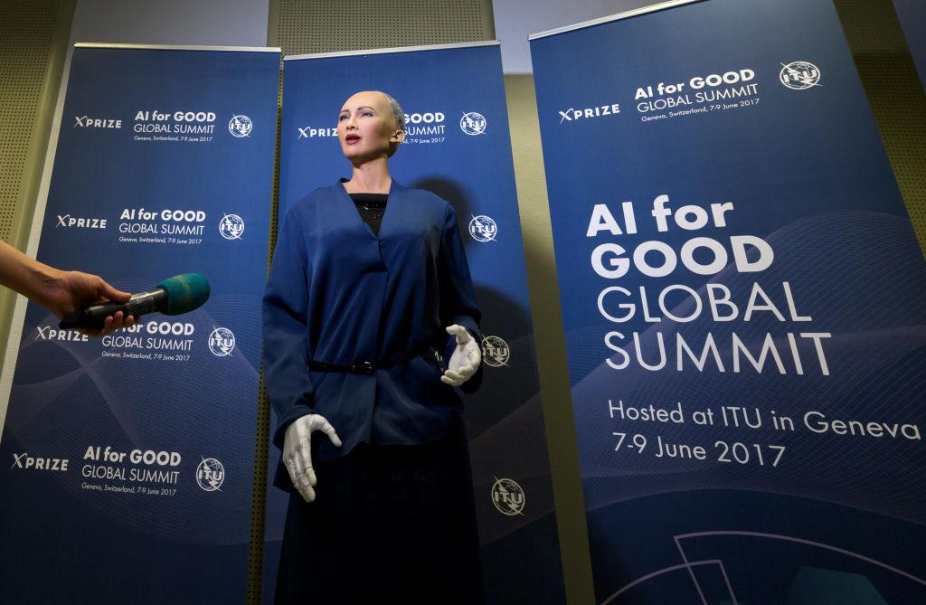 """Gefahr für die Menschen? Erster Roboter """"Sophia"""" als Staatsbürger in Saudi-Arabien anerkannt"""