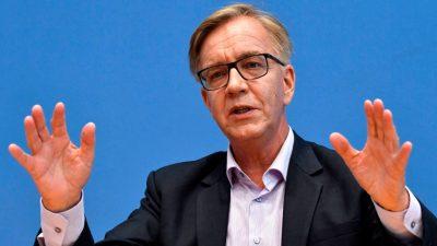 Bartsch fordert Entlassung von Ostbeauftragten wegen Glückwunsch-Tweet an Kemmerich