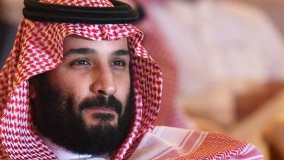 """""""Werden Extremismus zerstören"""": Saudischer Kronprinz erklärt Wahhabismus und religiösem Establishment den Krieg"""