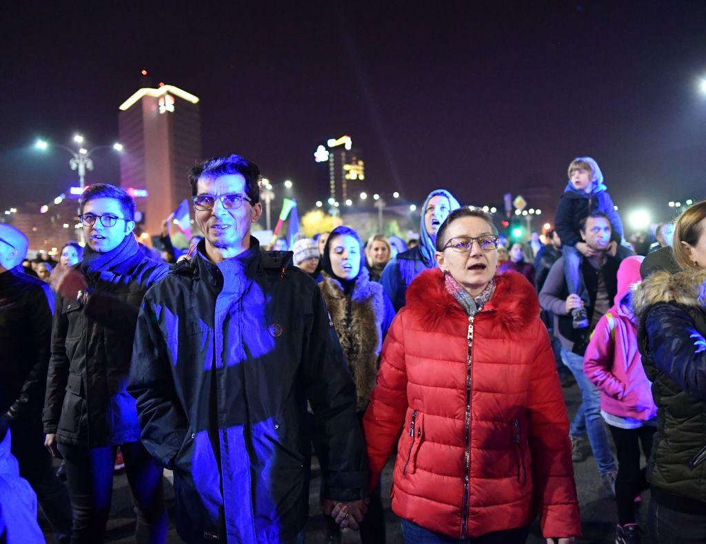 Juncker fordert von Rumänien kompromissloses Vorgehen gegen Korruption
