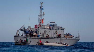 Gutachten: Deutschland kann Mittelmeer-Rettungsschiffe nicht registrieren