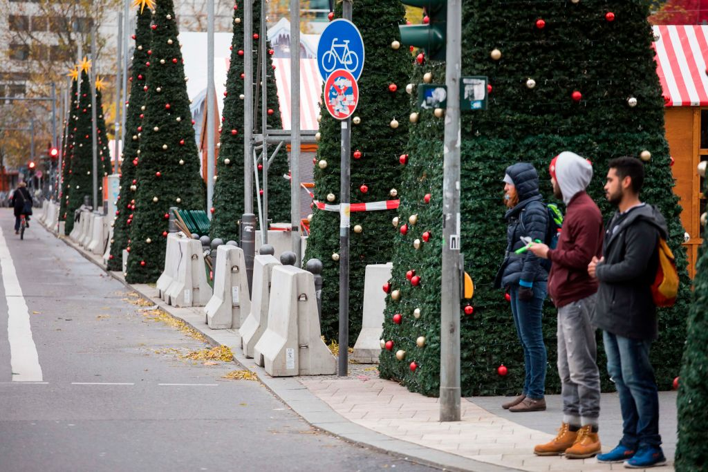 Germany Attack Christmas Market Security