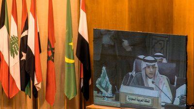 "Saudi-Arabien wirft dem Iran ""aggressive"" Politik vor"
