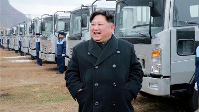 Warum sagt Chinas Führer seinen ersten Staatsbesuch in Nordkorea ab?