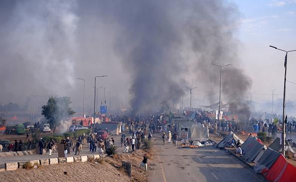 "Indien tötet ""große Zahl"" Islamisten bei Luftangriffen in Pakistan"
