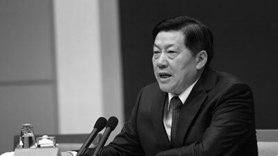 Xi's Anti-Korruptions-Kampagne geht weiter: Chinas Ex-Internet-Zensor Lu Wei festgesetzt