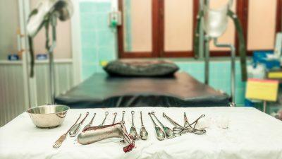 Zahl der Abtreibungen im ersten Quartal deutlich zurückgegangen