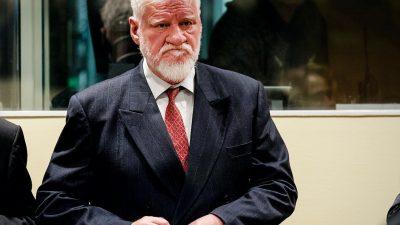 Gift-Drama im UN-Tribunal: Verurteilter General in Krankenhaus in Den Haag gestorben