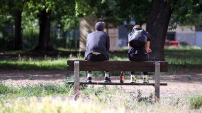 Psychische Erkrankungen unter jungen Menschen auf dem Vormarsch