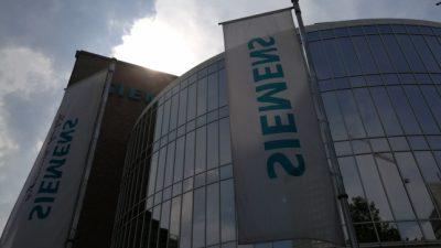 Siemens-Aufsichtsratschef verteidigt Stellenabbau