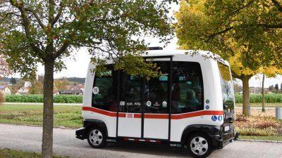 """In welche Richtung fährt dieser Bus – Ein """"kinderleichtes"""" Rätsel zu schwer für Erwachsene?"""