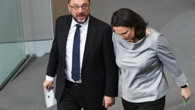 Nahles gegen Direktwahl des SPD-Vorsitzenden durch Parteimitglieder – Högl will neues Grundsatzprogramm