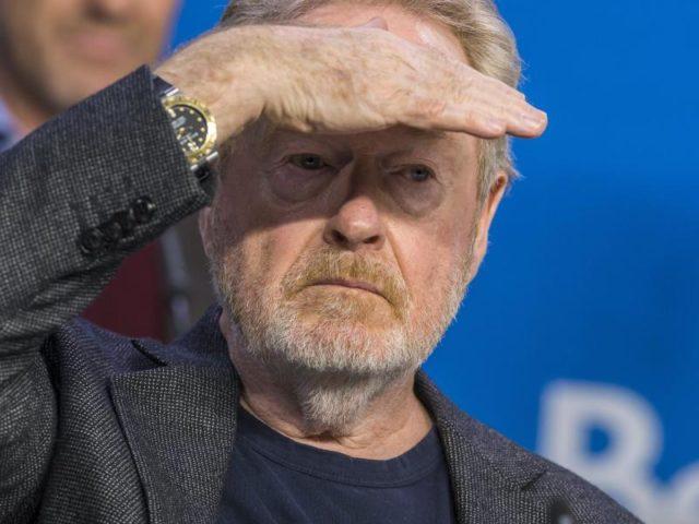Ridley Scott dreht die Spacey-Szenen nach. Foto: Warren Toda/dpa