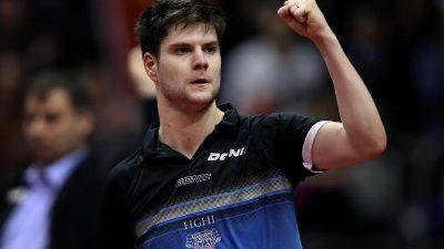 Ovtcharov gegen Boll: Deutsches Finale bei German Open