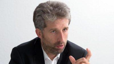 Boris Palmer: Gesellschaftliche Kernschmelze droht – Testen, Öffnen, Überleben