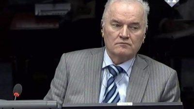 Berufungsverfahren gegen verurteilten bosnisch-serbischen Kriegsverbrecher Mladic beginnt