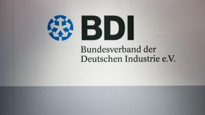 """BDI kritisiert Parteien für Wahlkampf der """"Nebensächlichkeiten"""""""