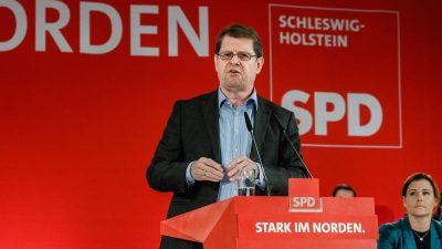 SPD-Vize Stegner nach 100 Tagen Nahles: SPD braucht klarere Kommunikation