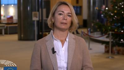 EU-Abgeordnete Trebesius zu den Ausschreitungen in Brüssel: Warum schweigen die Medien?