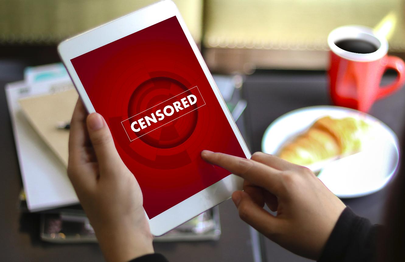 Ab 31. März 2018 kappt die chinesische Regierung alle Verbindungen zum freien Internet