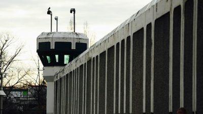 Berlin: Gefängnisausbruch in JVA Tegel – Nordafrikaner foppte Wärter mit Kissen-Dummy