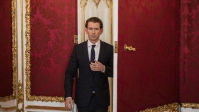 Österreich: ÖVP-FPÖ-Koalition steht – Neue Regierung will Wahl des Volkes umsetzen
