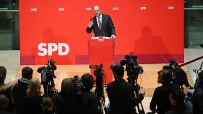 Das Gruselkabinett aus Verlierern – der Untergang von Schulz, Merkel und der SPD