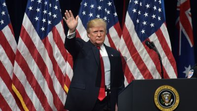 So will US-Präsident Trump der Falle der Globalisierung entkommen