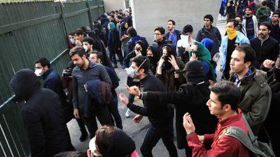 """Irans Präsident zeigt sich solidarisch mit Demonstranten: """"Die Menschen sind frei, ihre Kritik zu äußern"""""""