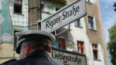 """Brandschutz-Affäre """"Rigaer94"""": Baustadtrat Schmidt unterläuft Polizeieinsatz und Eigentümerbegehung"""