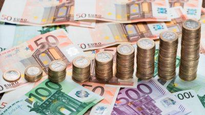 33,6 Milliarden Euro: Rücklage der Rentenversicherung weiter auf Rekordniveau
