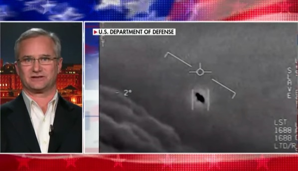 US-Pilot spricht über UFO-Jagd – Pentagon gibt Filmaufnahmen frei
