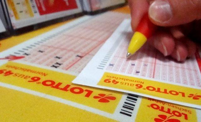 Beim Lotto Gewinnen