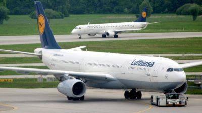 Gewerkschaften rangeln um Aufsichtsratsposten bei der Lufthansa