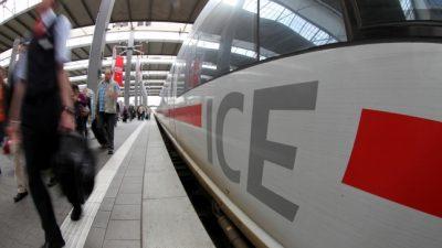 Bahn hat neue ICE-Strecke offenbar zu wenig getestet