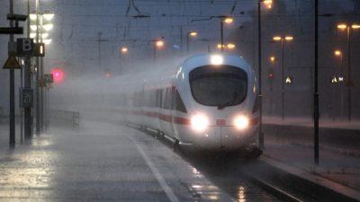Viele ICEs in der Werkstatt – Weiterhin Störungen im Bahnverkehr