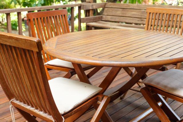 Sitzmöbel für Wintergarten und Terrasse