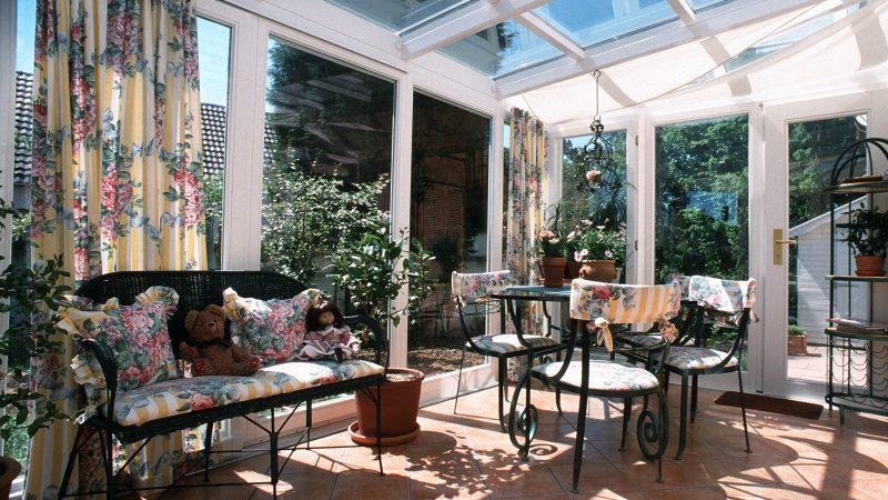 Sitzmobel Fur Wintergarten Und Terrasse