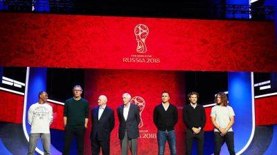 195 Tage vor WM-Start: Lose im Sowjetbau – Spanien droht