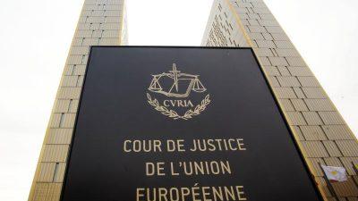 EuGH stellt fest: Deutsche Staatsanwälte sind abhängig von der Politik, nicht vom Gesetz – Ein Skandal